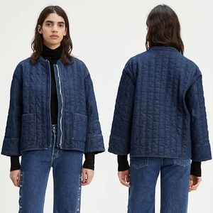 Levi's Made & Crafted Quilted Denim Jacket